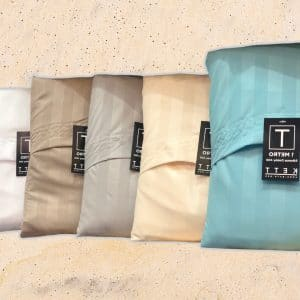 Sabanas Cotton Touch DOBBY 400 varios colores0