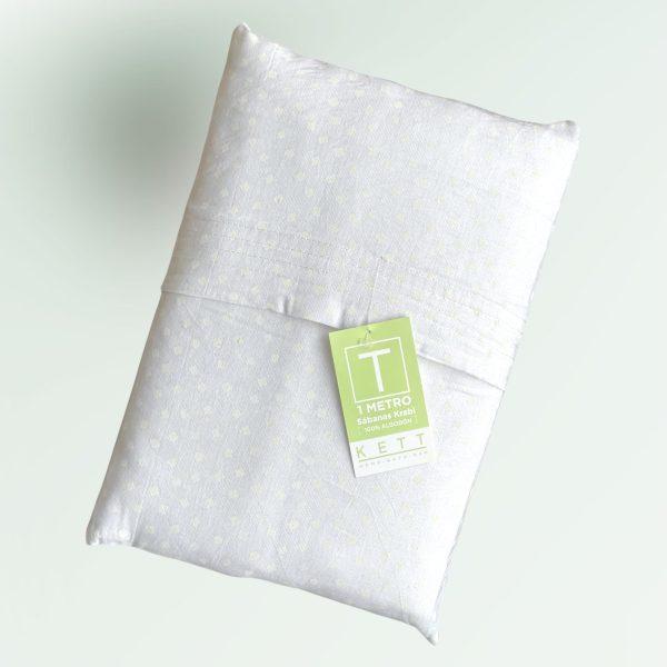 Sabanas 100% Algodón dentro de Packaging
