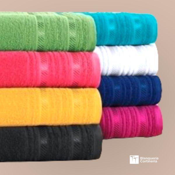Toalla y Tollon Santista Prata varios colores